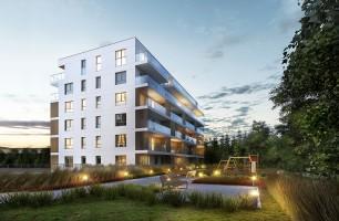 zdjęcie z budowy Apartamenty Voda