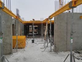 zdjęcie z budowy Nowy Olechów
