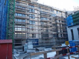 zdjęcie z budowy Dzielna 64
