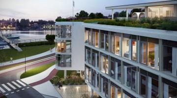 zdjęcie z budowy Hotel Vista Marina&Spa