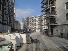 zdjęcie z budowy Nocznickiego 29