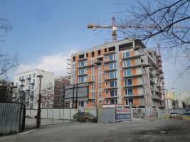 zdjęcie z budowy METROBIELANY