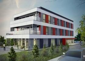 zdjęcie z budowy Biurowiec Abramczyk
