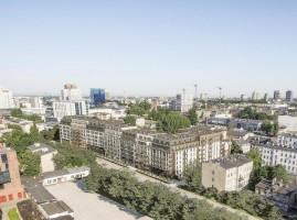 zdjęcie z budowy Diasfera Łódzka