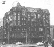 zdjęcie archiwalne Kamienica Burcharda