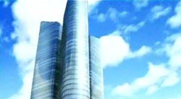 wizualizacje Silesian Investment Center