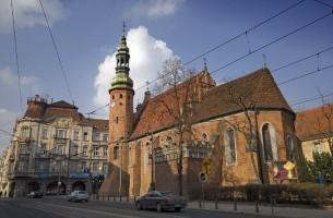 zdjęcie Kościół Klarysek