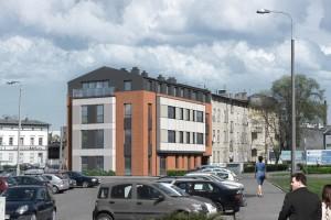 zdjęcie Budynek biurowo-handlowy