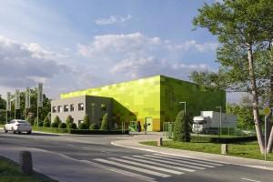 zdjęcie z budowy [Grzybów] Centrum badawczo-rozwojowe Siejesie