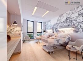 wizualizacje Szpital Miejski
