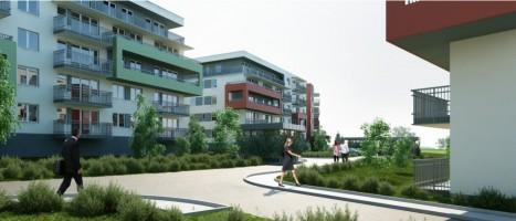 zdjęcie z budowy Osiedle dla Rodziny