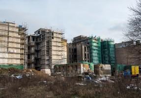 zdjęcie z przebudowy Kamienice Śląska