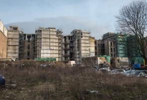 zdjęcie z przebudowy Kwartał 21