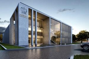 wizualizacje Nowa siedziba Archiwum Państwowego