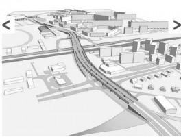 zdjęcie z budowy Trasa Zielona