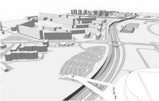 zdjęcie z budowy Droga Zielona