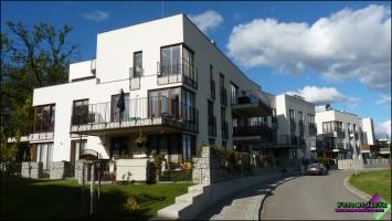 zdjęcie z budowy Park Ostrowska