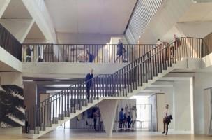 zdjęcie z budowy LPP Fashion Lab