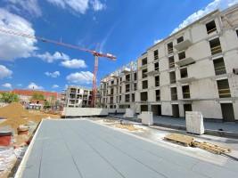 zdjęcie z budowy Osiedle Kubatura