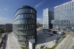 zdjęcie Biurowiec Five