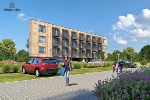 zdjęcie z budowy Rogowska