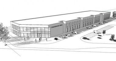 wizualizacje Centrum Technologii Kreacyjnych