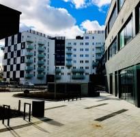 zdjęcie z budowy Osiedle Kwadrat