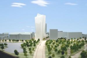 wizualizacje Wechta Tower