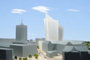 wizualizacje Korona Tower