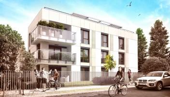 zdjęcie z budowy Apartamenty Finlandzka 4