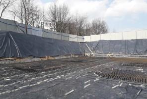zdjęcie z budowy Bronowice Residence VI