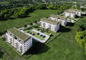zdjęcie z budowy Osiedle Łomianki