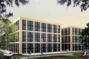 wizualizacje Bokserska Business Park