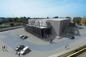 zdjęcie Hala Warszawskiego Centrum EXPO XXI