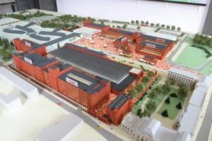 zdjęcie z przebudowy Dawna Fabryka Poznańskiego
