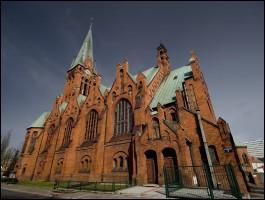 zdjęcie Kościół parafialny pw. św. Andrzeja Boboli