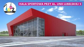zdjęcie Łódź Sport Arena