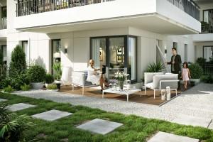 wizualizacje Silver Residence