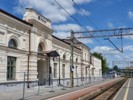 zdjęcie Dworzec kolejowy PKP