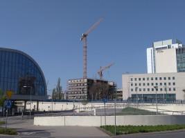 zdjęcie z budowy Delta 4