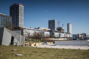 zdjęcie z budowy Biurowiec J44