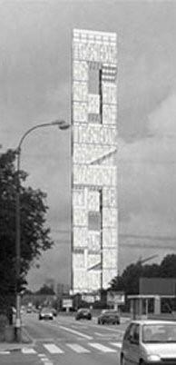 wizualizacje pl. Grunwaldzki Tower