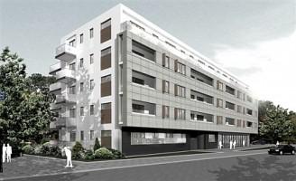 wizualizacje Apartamenty przy Ludnej