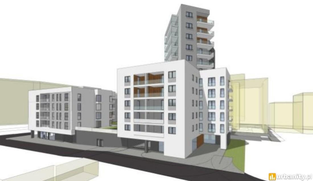 Odrzucone projekty Apartamenty na Wspólnej
