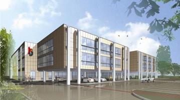 zdjęcie Nowa siedziba Miejskiego Przedsiębiorstwa Wodociągów i Kanalizacji