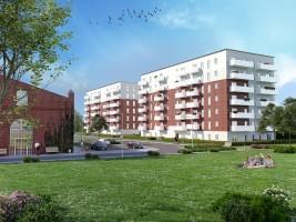 zdjęcie z budowy Murapol Nowa Przędzalnia