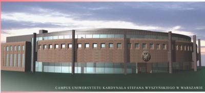 zdjęcie Centrum Edukacji i Badań Interdyscyplinarnych Uniwersytetu Kardynała Stefana Wyszyńskie...