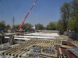 zdjęcie z budowy Twój Żoliborz
