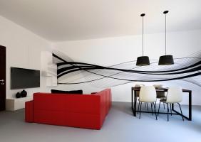 przykładowy rozkład mieszkania