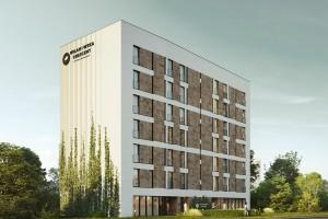 zdjęcie z budowy Wilanowska Crescent